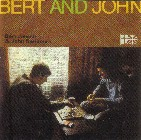 Bert and John record cover