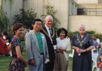 Canterbury EGC 1992: Lord Mayor