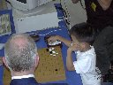 Playing Go