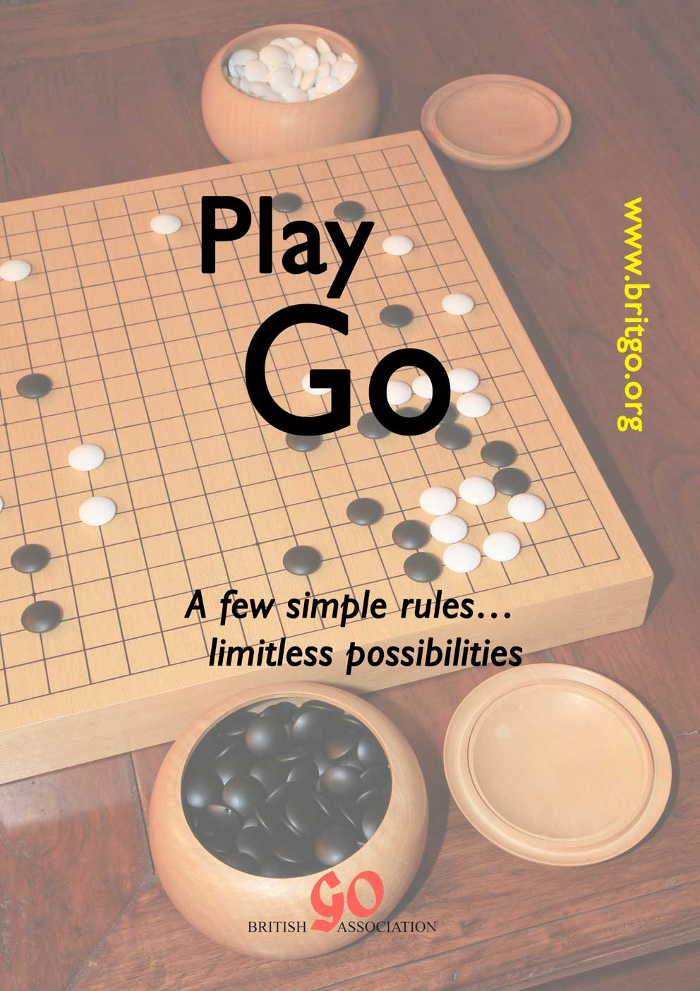 Cover of Play Go Booklet
